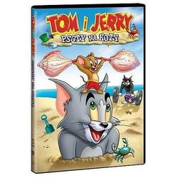 Tom i Jerry: Psoty na koty (DVD) - Galapagos OD 24,99zł DARMOWA DOSTAWA KIOSK RUCHU