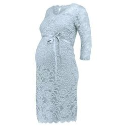 MAMALICIOUS MLMIVANE DRESS Sukienka koktajlowa ashley blue