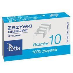 Zszywki Tetis GZ101-B 10 1000 szt.