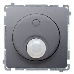 Czujnik ruchu Kontakt-Simon Basic BMCR11P.01/43 srebrny
