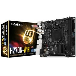 Płyta główna Gigabyte MB Intel 1151 GBT H270N-WIFI KBL - GA-H270N-WIFI Darmowy odbiór w 20 miastach!