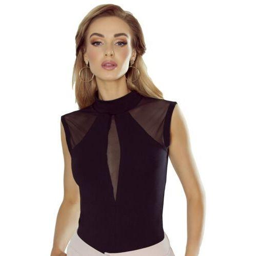Bluzki, Chanel bluzka damska Eldar Romantica Active Czarna Jesienna 1 (-6%)