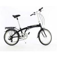 Pozostałe rowery, Aluminiowy rower składany SKŁADAK MIFA 7- biegów SHIMANO z bagażnikiem i torbą