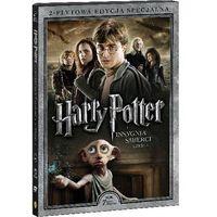Filmy fantasy i s-f, HARRY POTTER I INSYGNIA ŚMIERCI, CZĘŚĆ 1. 2-PŁYTOWA EDYCJA SPECJALNA (2DVD) (Płyta DVD)