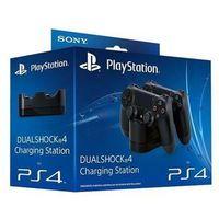 Pozostałe gry i konsole, Sony Playstation 4 Dual Charger - Akcesoria do konsoli do gier - Sony PlayStation 4