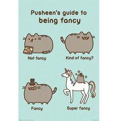 Pusheen Super Fancy - plakat