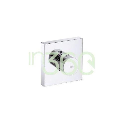 Axor starck termostat podtynkowy 12x12 dn20, element zewnętrzny 10755000