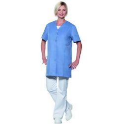 Kitel medyczny damski, rozmiar 42, szaroniebieski   KARLOWSKY, Mara