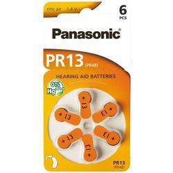 30 x baterie do aparatów słuchowych Panasonic 13 / PR13 / PR48