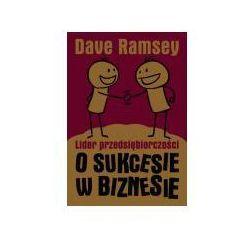 Lider przedsiębiorczości - Dave Ramsey (opr. miękka)