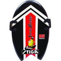 Pozostałe sporty zimowe, Stiga deska do zjeżdżania Snow Rocket 85 Black