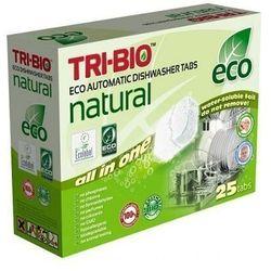 TRI-BIO Ekologiczne kapsułki do zmywarki All in One 25 szt