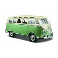Osobowe dla dzieci, Model kompozytowy Volkswagen Van Samba beżowo-zielony
