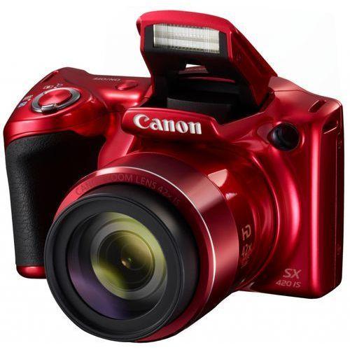 Aparaty kompaktowe, Canon PowerShot SX420
