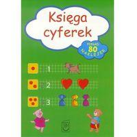 Książki dla dzieci, Ksiega cyferek (opr. broszurowa)