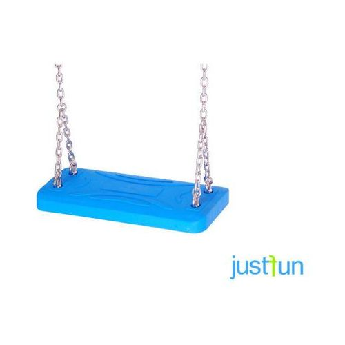 Huśtawki ogrodowe dla dzieci, Huśtawka LUX + komplet łańcuchów ze stali nierdzewnej 5mm - 1,8m