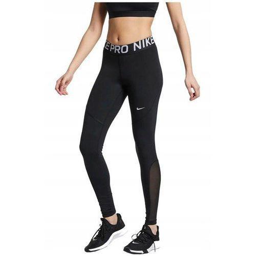 Spodnie damskie, NIKE LEGGINSY SPODNIE DAMSKIE PRO AO9968-010
