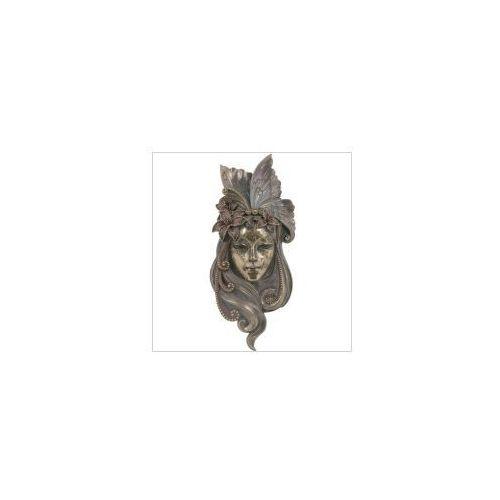 Rzeźby i figurki, MASKA WENECKA - LILIA VERONESE (WU74134V4)