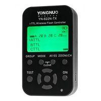 Pozostałe akcesoria fotograficzne, Yongnuo WYZWALACZ RADIOWY YN622C-TX CANON