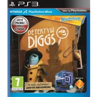 Gry na PlayStation 3, Detektyw Diggs (PS3)
