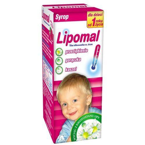 Leki na gorączkę, Lipomal syrop x 125g