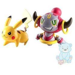 Komplet 2 figurek Pokemon Pikachu i Hoopa TOMY