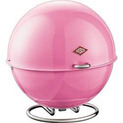 Wesco - Pojemnik na pieczywo SuperBall - różowy - różowy