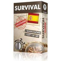Komedie i satyry, Hiszpański. Survival. Gwarancja przetrwania. (opr. kartonowa)