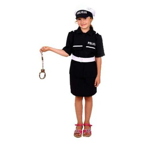 Kostiumy dla dzieci, Strój Policjantka - 134/140