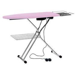 Stół prasowalniczy TEXI CHAMPION SB z odsysaniem, podgrzewaną powierzchnią i nadmuchem