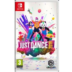 Just Dance 2019 NSwitch