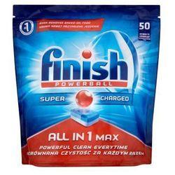 Tabletki do zmywarek Finish All in One Max 905 g (50 sztuk)