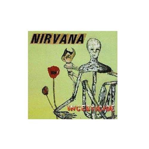 Rock, NIRVANA - INCESTICIDE (CD)