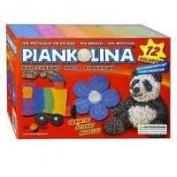 Kreatywne dla dzieci, Piankolina 12 kolorów - Art And Play S.C.