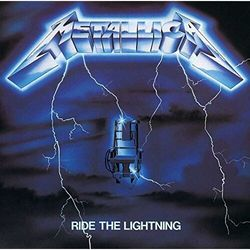 RIDE THE LIGHTNING (DELUXE 4LP+6CD+DVD) LTD. - Metallica (CD + DVD)
