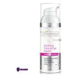Bielenda Professional Soothing Face & Eye Cream (W) łagodzący krem do twarzy i na okolice oczu 50ml
