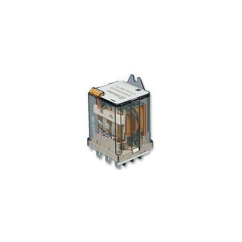 Przekaźniki, Przekaźnik mocy 16A 2 CO (DPDT) 24 V DC Finder 62.82.9.024.0000