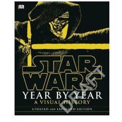Star Wars Year by Year - Dostawa 0 zł (opr. twarda)