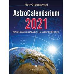 AstroCalendarium 2021 - Gibaszewski Piotr - książka (opr. miękka)