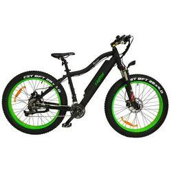 Rower elektryczny SKYMASTER Raptor Zielony