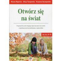 Książki medyczne, Otwórz się na świat [Naprawa Renata, Tanajewska Ali] (opr. broszurowa)
