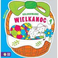 Kolorowanki, Wielkanoc Kolorowanki Część 4 - Zielona Sowa