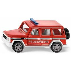 SIKU Super 2306 wóz strażacki