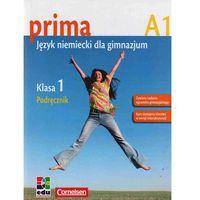 Książki do nauki języka, Prima A1. Język niemiecki. Podręcznik (opr. miękka)