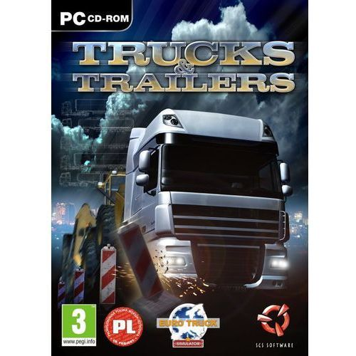 Gry PC, Trucks & Trailers (PC)