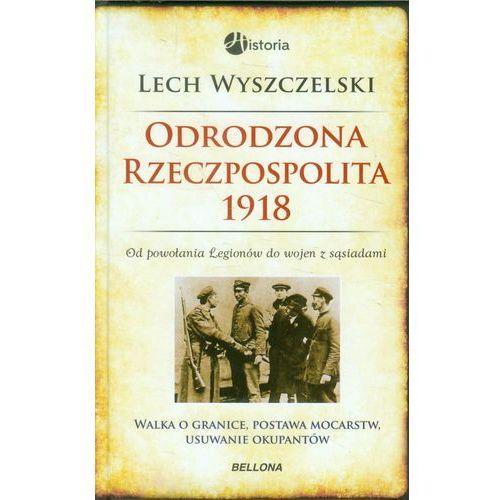 Albumy, Odrodzona Rzeczpospolita 1918 (opr. twarda)