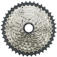 Łańcuchy i kasety rowerowe, Kaseta SHIMANO Tiagra CS-HG500 srebrny / Ilość biegów: 10 / Stopniowanie: 11-42