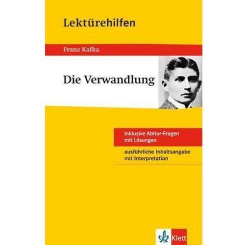 Pozostałe książki, Lektürehilfen Franz Kafka 'Die Verwandlung' Hellberg, Wolf D.