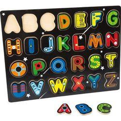Puzzle Alfabet - zabawki dla dzieci