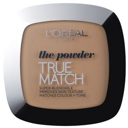 L'Oréal Paris True Match puder w kompakcie odcień 5D/5W Golden Sand 9 g